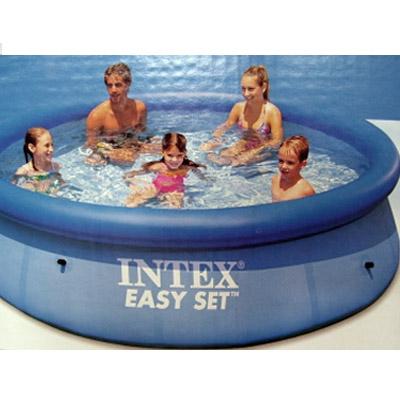 Quick up pool 3 05m durchmesser 76 cm tief lksshop de for Pool 120 cm tief