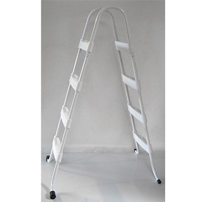 schwimmbeckenleiter f r hochbecken bis 1 20m h he lksshop de gro einzelhandel. Black Bedroom Furniture Sets. Home Design Ideas