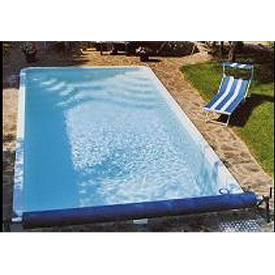 gfk schwimmbecken rechteckiger pool aus polyester 6 50 x 3 35 x 1 50 m tiefe als komplettset. Black Bedroom Furniture Sets. Home Design Ideas