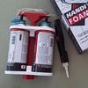 Polyurethan Spritzschaum zur Selbstverarbeitung.1 kg Packung inkl.Spritzdüse und Schlauch