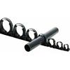 Rohrclips für die Befestigung von PVC Rohr